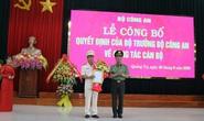Quảng Trị có tân Giám đốc Công an tỉnh