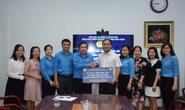 Trường ĐH Y khoa Phạm Ngọc Thạch trao quà hỗ trợ Công đoàn viên