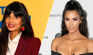 Bông hồng Anh lên án Kim Kardashian khoe eo tí hon