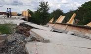 Công trình tiền tỉ tại trường học đổ sập do… mưa gió hơn 1 tháng nhưng chưa báo cáo