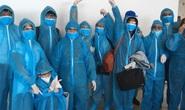 Sân bay Nội Bài đón 310 người Việt từ Thụy Điển và Phần Lan về nước