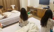 3 cô gái trẻ và 2 thanh niên thuê phòng khách sạn mở tiệc ma túy
