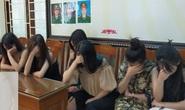 14 nam, nữ thanh niên mở tiệc ma túy trong quán karaoke để bay lắc mừng sinh nhật