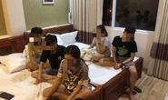 Quảng Nam: 11 nam nữ thuê nhà nghỉ chơi ma túy