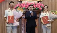 Chủ tịch nước bổ nhiệm 2 tân Phó viện trưởng VKSND tối cao
