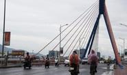 Mưa vàng kéo dài gần 2 giờ, Đà Nẵng tạm giải cơn nóng gắt