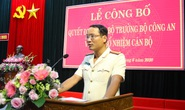 Quảng Nam có tân Phó Giám đốc Công an tỉnh 42 tuổi