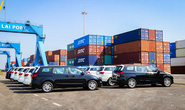 THACO xuất khẩu ôtô qua Thái Lan
