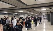 346 người Việt từ Mỹ về nước tại sân bay Nội Bài