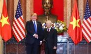 Tổng Bí thư, Chủ tịch nước và Tổng thống Donald Trump nói về kỳ tích đặc biệt 25 năm