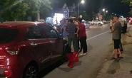 Đang quét dọn, nữ công nhân môi trường bị ôtô tông văng hàng chục mét