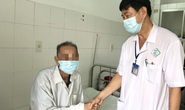 Cụ ông 101 tuổi vỡ òa niềm vui sau khi khỏi bí tiểu nhờ cắt đốt nội soi
