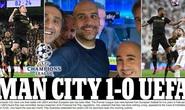 Man City thoát án phạt Champions League, châu Âu sốc nặng