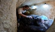 Bí ẩn xác ướp đôi nam nữ phủ vàng, bên nhau 2.000 năm trong đền cổ