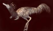 Sinh vật lạ từ Suối Địa Ngục: đầu khủng long, mình đà điểu...
