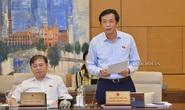 Quốc hội dự kiến chất vấn trực tuyến các tư lệnh ngành