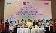 Giải xe đạp VTV Cúp Tôn Hoa Sen 2020: Hứa hẹn nhiều hấp dẫn từ các nội binh