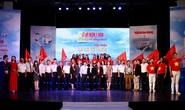 Toàn cảnh Lễ Ký kết đồng hành Một triệu lá cờ Tổ quốc cùng ngư dân bám biển lần 2-2020