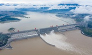 Hồ chứa Tam Hiệp sắp hứng lũ lớn, nước dâng lên hơn 155 m