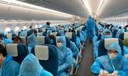 Gần 280 công dân Việt Nam từ Nga và Belarus về nước