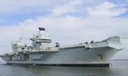 Trung Quốc cảnh báo Anh về biển Đông