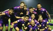 Sài Gòn FC bất bại 10 vòng đấu