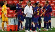 Đoạn kết buồn của Barcelona