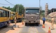 Phạt gần 8.000 xe tải vi phạm Luật Giao thông đường bộ