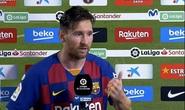 """Lớn tiếng chỉ trích đồng đội, Messi chỉ…""""về nhì"""""""