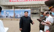 Ông Kim Jong-un sa thải nhóm quan chức ép dân đóng góp