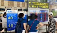 Sân bay Nội Bài ngừng phát thanh thông tin chuyến bay