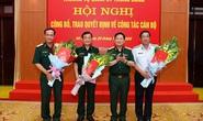 Đại tướng Ngô Xuân Lịch trao Quyết định bổ nhiệm 3 Thứ trưởng Bộ Quốc phòng