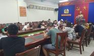 Bắt quả tang 28 dân chơi sử dụng ma túy tại quán karaoke