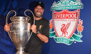 Liverpool vô địch, Klopp được bầu chọn là HLV giỏi nhất hành tinh