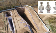 Kho báu thần chết: Hàng loạt hài cốt phủ đầy ngọc quý trong mộ cổ