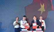 Báo Người Lao Động ký kết Quy chế phối hợp với Bộ Tư lệnh Cảnh sát Biển