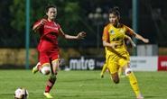 Bóng đá nữ TP HCM bứt tốc nhờ đầu tư tốt