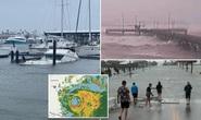 Mỹ: Bão mạnh đổ bộ vào nơi bị Covid-19 tàn phá, 2 bão khác nối đuôi