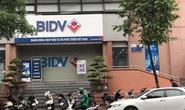 Vụ nổ súng cướp Ngân hàng BIDV tại Hà Nội: Cướp đi hơn 900 triệu đồng