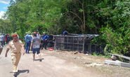 Vụ lật xe thảm khốc ở Quảng Bình: Khởi tố vụ án hình sự