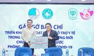 C.P. Việt Nam hỗ trợ khẩn cấp nửa triệu khẩu trang y tế đến Đà Nẵng