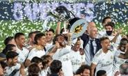 """Vừa """"ẵm"""" cúp, Real Madrid lại """"xin"""" cầu thủ… giảm lương"""