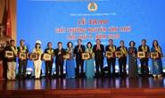 10 cán bộ Công đoàn xuất sắc nhận Giải thưởng Nguyễn Văn Linh lần thứ II-2020