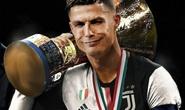 Tâng bốc Ronaldo quá lố, FIFA muối mặt gỡ tút trang chủ
