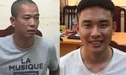 Lời khai của 2 nghi phạm nổ súng cướp Ngân hàng BIDV tại Hà Nội