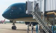 Chuyến bay đón 129 bệnh nhân Covid-19 từ Guinea Xích đạo đã hạ cánh an toàn