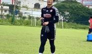 Bùi Tiến Dũng trở lại, ngoại binh Hàn Quốc bỏ dở buổi tập ở sân Phú Thọ