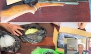 Phá điểm sản xuất súng tự chế giá 500.000 đồng một khẩu