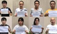 TP HCM: 8 người Trung Quốc nhập cảnh trái phép tụ tập ở Công viên Gia Định