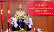 Bí thư Tỉnh ủy Tây Ninh được điều động về Bà Rịa - Vũng Tàu
